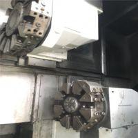 供应二手进口斜床身数控车双刀塔 Lu300