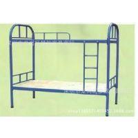 供应厂家直销 广东铁床90cm宽上下铺铁床 高低员工床 双层单人床