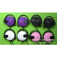 索尼SONY EQ140挂耳耳机适用于MP34电脑手机等耳机