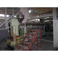 PP蜂窝斜管机/六角蜂窝斜管填料机组/塑料 蜂窝/六角塑料蜂窝