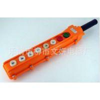厂家直供:防雨型行车按钮COB-63A(起重按钮)