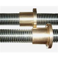 韩台传动机械(已认证)|梯形丝杆|梯形丝杆型号
