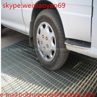 skidproof flat steel grating/steel grating for working platform / hot dipped galvanized steel grating