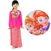 回教特色服装 童装一件代发免费代理 女童裙套 人造棉童套装
