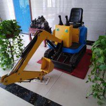 新型电动玩具儿童挖掘机 儿童推土机 质量好 价格优惠