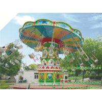 摇头飞椅 疯狂好玩的公园游乐设备豪华飞椅宏德游乐供应