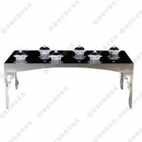 物美价廉 不锈钢材质火锅桌 时尚智能火锅台 无烟餐桌子