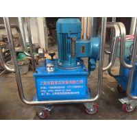 微型液压系统配套环卫车现料加工