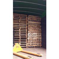 广州木托盘厂家大量出售木卡板、二手欧标EPAL托盘、二手塑料托盘卡板、