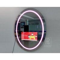供应荣立智能灯带镜面电视