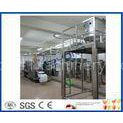 Full Automatic Milk Dairy Machinery For Flavoured Milk Manufacturing Process