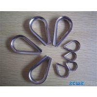 厂家供应 优质不锈钢套环 热镀锌不锈钢套环 欧式不锈钢套环