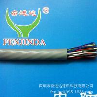 5对室内大对数电缆 HPV5*2*0.4(灰色)|室内电话通信电缆