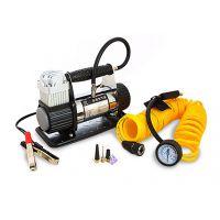 热销款 车用充气泵 车载充气泵 自动打气泵 打气机 轮胎充气泵