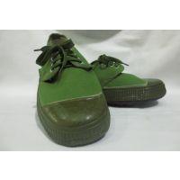 厂家直销军绿色胶鞋 低帮解放鞋 黄胶鞋劳保鞋 军训鞋 工地鞋地摊