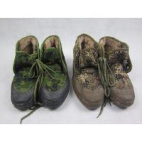 冬季爆款重庆99迷彩大包边高帮加厚毛绒解放鞋棉鞋保暖棉鞋雪地靴