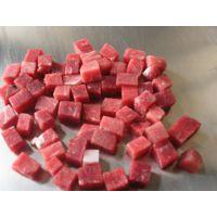 牛肉切片机 冻肉丁设备 冷冻肉切条机 汇康制造