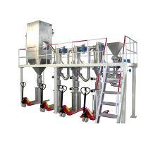 极速动力JSQ-10碳粉专用气流粉碎分级机
