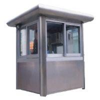 东莞厂家生产各种保安亭、岗亭、活动房,不锈钢 彩钢 玻璃钢均可定做