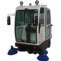 供应陕西普森品牌扫地机、封闭式电动清扫车PS-J1860CF、电动清扫车