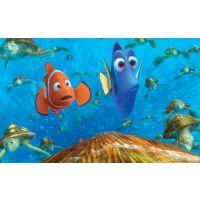 迪士尼毛绒玩具海底总动员尼莫小丑鱼 长亿小丑鱼 新品预售