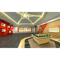 虚拟网上展馆设计与网上数字展厅制作