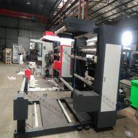 供应NX21200 opp袋印刷机 手提焊耳袋柔印机