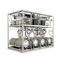 比利时范登堡30立方IMET进口电解槽室内室外进口水电解制氢机装置现场进口制氢设备进口氢气发生器