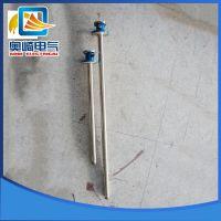 厂家生产供应 简易防爆电加热管 抽芯式加热管