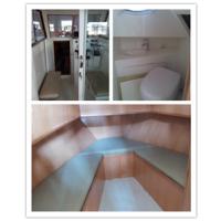金运9.84米玻璃钢游艇、钓鱼艇、进口