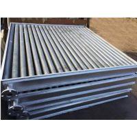 钢制翅片管散热器,暖气片,钢制翅片管散热器定制