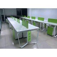 天津滨海新区屏风隔断工位钢制组合办公台天津办公家具厂