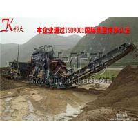 保定链斗式挖沙采金船 水上采选联合设备