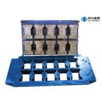 曲周OEM砌块机模具 中兴砖机模具EOM德科达砖机模具