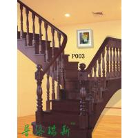 普洛瑞斯室内木质楼梯图片,创意实木楼梯