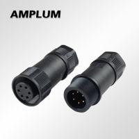 大电流 高品质 六芯防水连接器1500NLL06C09 防水IP68