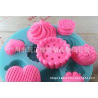 DIY厂家供应制作蛋糕用的硅胶模具可定制