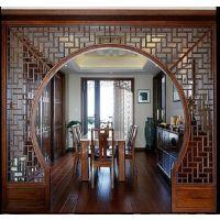 成都 仿古门窗 雕花隔断 花格 中式仿古楼梯定做