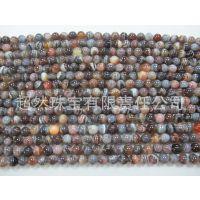 DIY手工配件材料 6~12mm波斯湾玛瑙散珠子半成品串珠