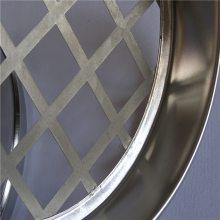 304圆振筛直径20公分不锈钢油脂冲孔板网分离筛分离器优盾牌等产品