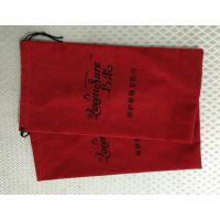 厂家供应抽绳束口绒布袋,礼品绒布袋,绒布包装袋