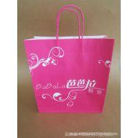 厂家专业订做环保纸袋 手提纸袋定做 礼品袋 服装袋 广告牛皮纸袋