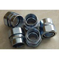 榆林供应福莱通品牌内丝金属接头,螺纹钢管金属连接器,品质保证,价格便宜