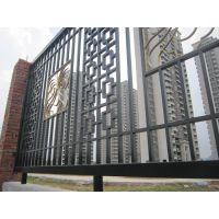 河源锌钢围墙栏杆 惠州防锈围墙护栏 汕尾露天栏杆
