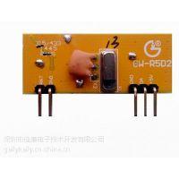 433MHz蓝牙RFID接收模块GW-R5D2 -112dBm 深圳佳廉电子18948797761