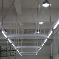 服装厂灯架 箱包厂铝合金母线槽 服装厂桥架,缝纫机灯架 服装厂母线