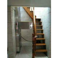 济南伟晨SJD0.3—2.9顶楼2.9米阁楼升降梯//家用小型电梯//0.2吨小型货梯图片