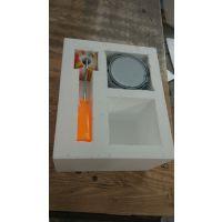 广州泡沫厂定做泡沫免模 包装盒子 按图设计生产 泡沫内托泡沫保温盒子 尺寸自定