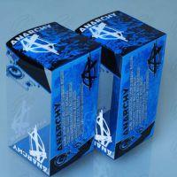厂家定做透明PVC塑料包装盒 PVC彩盒 PVC折盒 PP盒子 PP塑料盒