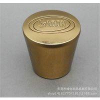 锌合金盖子加工生产 金属盖 瓶盖 香水盖